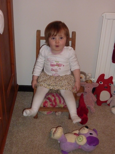 Holly's sixteenth month